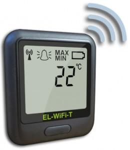 EL-WiFi-T Wireless Data Logger for Temperature Measurements