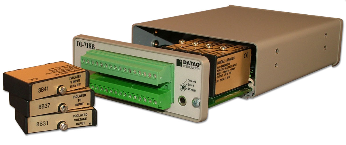 DI-718B Data Acquisition System