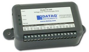 DI-245 Thermocouple Data Acquisition System