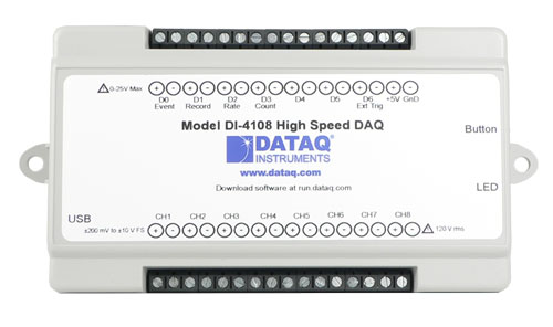 DI-4108 Data Acquisition System