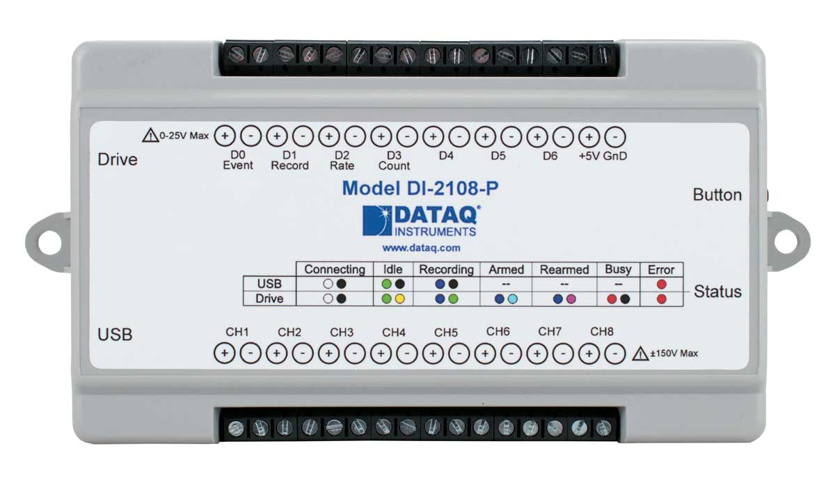 DI-2108-P Data Acquisition System