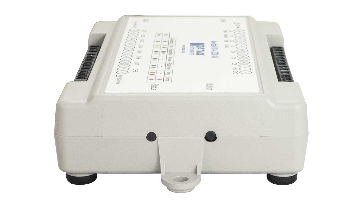 DI-4208-U DAQ and Data Logger - Side View