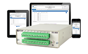 DI-808 Web-based Data Logger