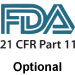 21 CFR Part 11 Option Available.