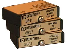 DI-8B Industrial Signal Conditioning Data Acquisition Module