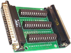 16-channel screw terminal signal interface