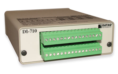 DI-710 Ethernet Data Logger