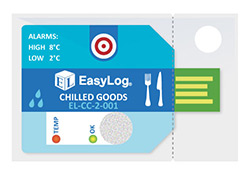 Cold Chain Goods Data Loggers