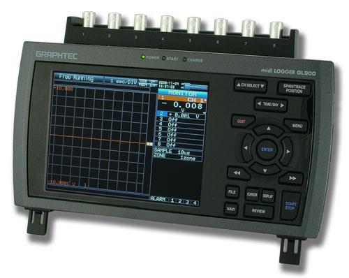 Instruments Data Acquisition : Gl data logger