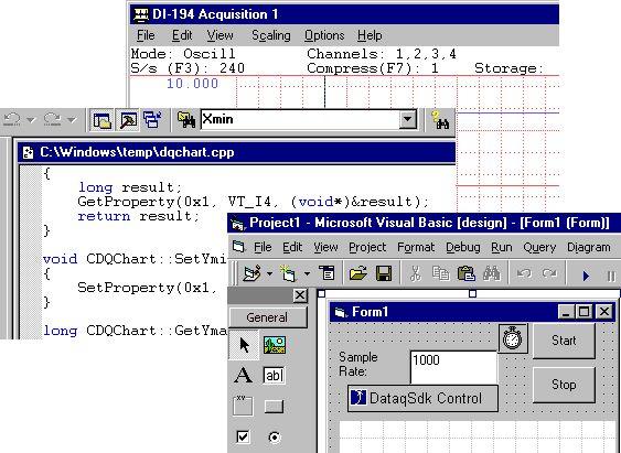 DATAQ Instruments Developer Network