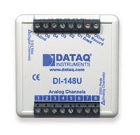 DI-148 USB Data Acquisition Starter Kit