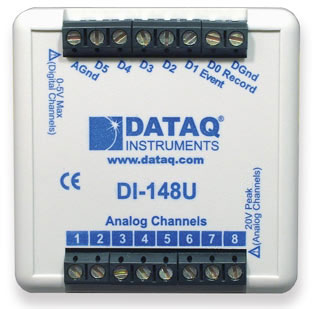 DI-148U Data Acquisition Starter Kit