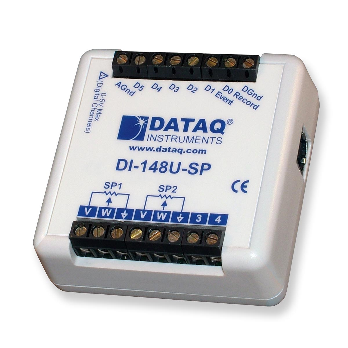 DI-148U-SP Data Acquisition Starter Kit