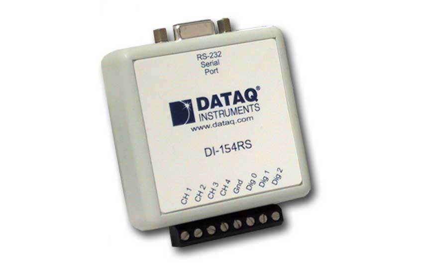 DI-154RS Data Acquisition Starter Kit