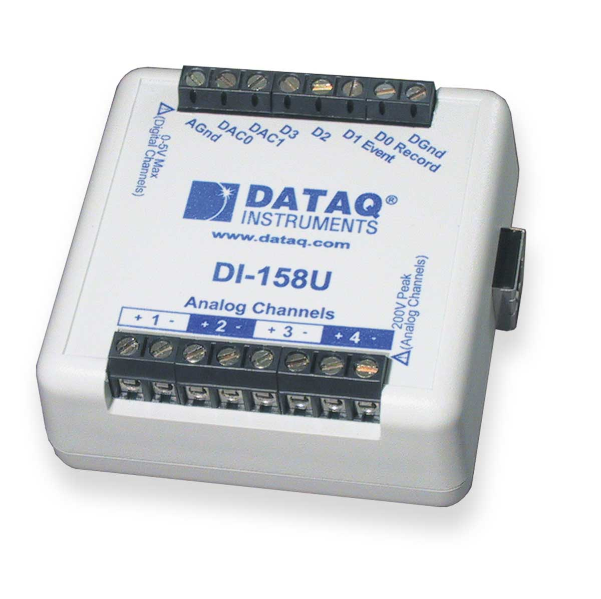 DI-158 Data Acquisition Starter Kit