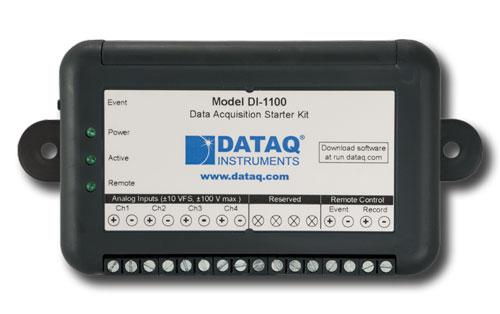Di 1100 Usb Data Acquisition Starter Kit
