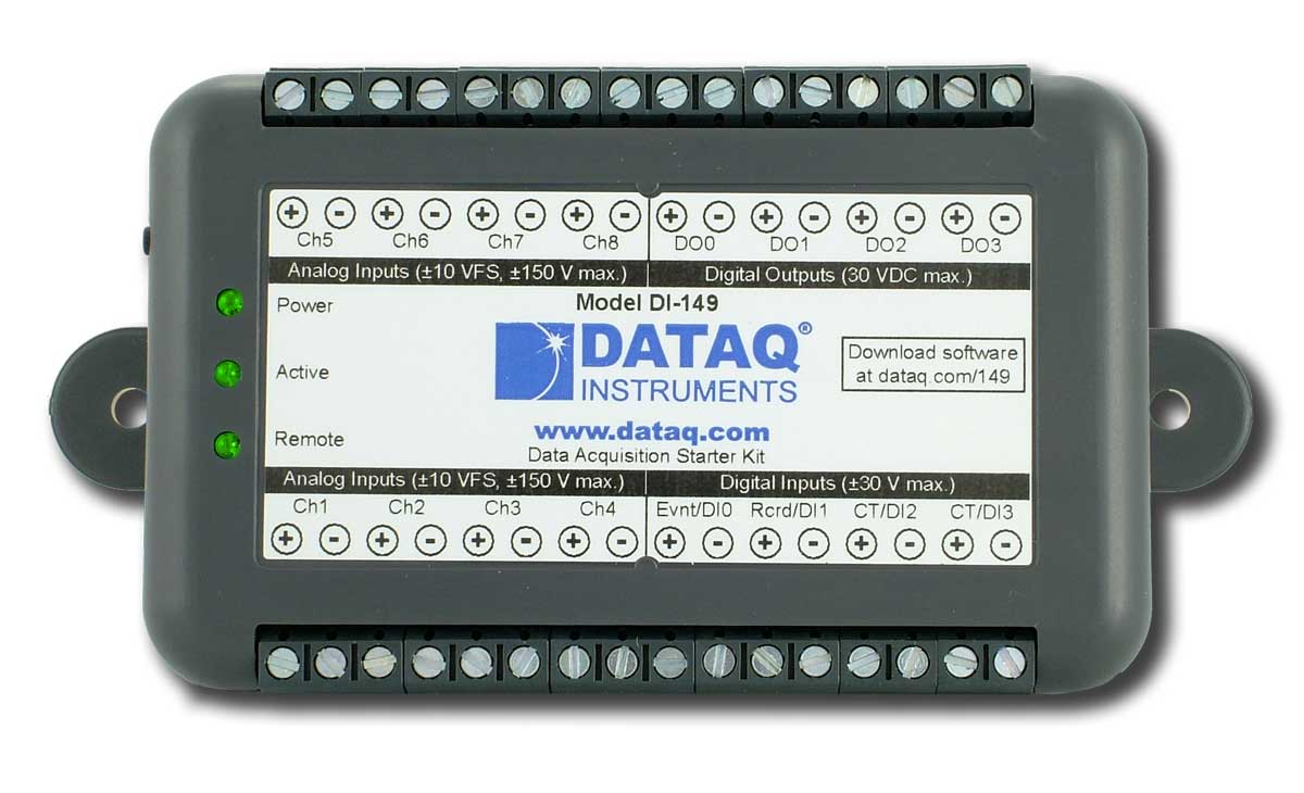DI-149 Data Acquisition Starter Kit