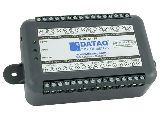 DI-155 Data Acquisition Starter Kit