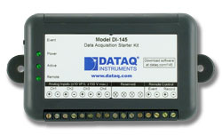 DI-145 USB Data Acquisition Starter Kit