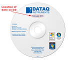DATA Instruments Resource CD