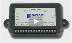 Introduction to the DI-160 Event Data Logger