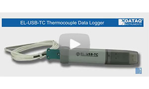 Introducing the EL-USB-TC Data Logger